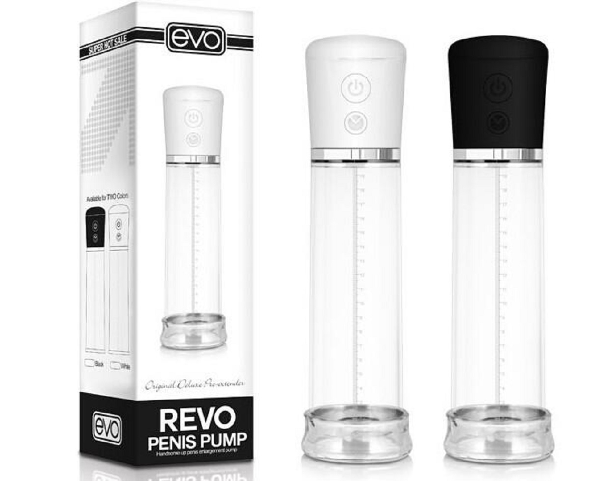 EVO Automatic Electric Penis Enlargement Pump Review