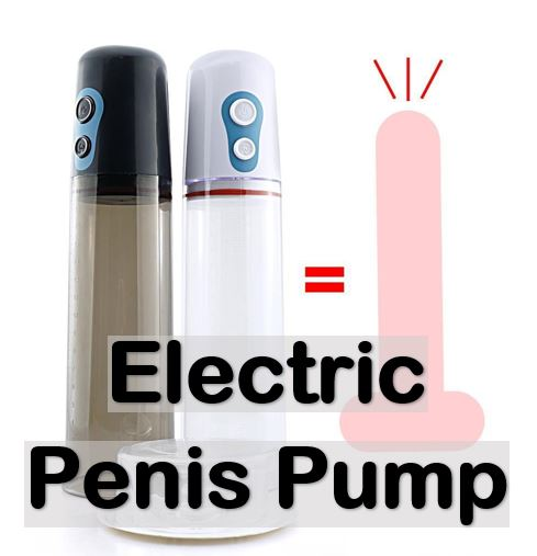 Electric Penis Pump